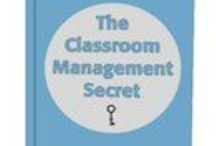 Classroom Management / by Created by MrHughes