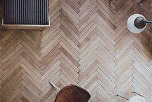 Floors / Beautiful floor inspiration.
