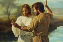 I ♥ Baptism  / Baptism - rebirth, immersion, christening, new life. / by I ♥ Jesus Christ