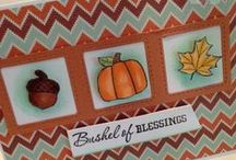 Cards - Fall & Thanksgiving / by Dawn Coleman