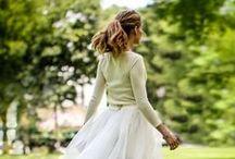 Wedding Dress / by Marie