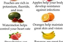 Nutrition / You are what you eat.... so it makes sense to eat the right stuff! / by Peter Ford