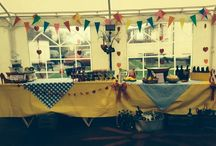Lots for Parties / Including a lot of the inspiration for my own 40th Wizard of Oz themed party!