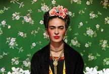 Viva la Frida / by Lucia Flores