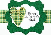 Cards - ST. Patrick's Day / by Dawn Coleman