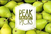Peak Season Pick: Bartlett Pears / by Save Mart