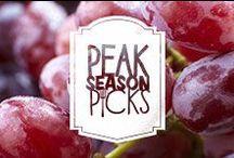 Peak Season Pick: Grapes