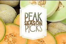 Peak Season Picks: Melons