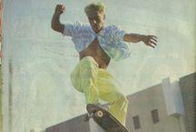 Old School Skate Ads