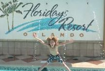 Making Memories / There's always something for the family to do at Floridays Resort. The only rule is to have fun!   #Travel #Vacation #Memories #Orlando #Florida