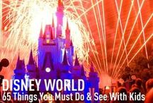 Kids in Orlando / There's so much to do in Orlando for little ones!  #kids #fun #activities #vacation #disney #universal