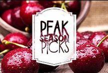 Peak Season Picks: Cherries