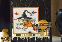 Cards - Halloween: 2 / by Dawn Coleman