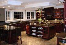 Kitchen/Dining Room Ideas / by Kristen Collins
