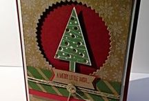 Cards - Festival of Trees / by Dawn Coleman