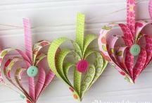 Valentine ideas / by Judy Mann