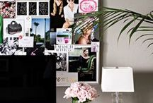 + VISION BOARDS + / Vision board ideas, tips and inspiration.