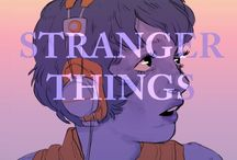 • STRANGER THINGS