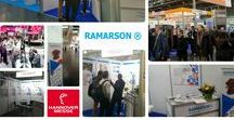 Hannover Messe 2017 / Participation  of Ramarson Technology Developer LLP at Hannover Messe 2017