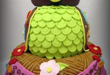 adorable cakes / by Beth Keaton-Eldridge