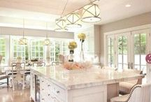 Kitchen Inspiration / by Michelle Jund