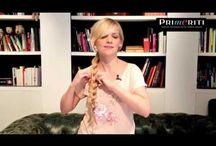 Videoblog / Vídeos con trucos de belleza y peinados paso a paso. / by La Bruja