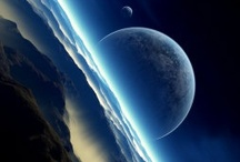 satellite & planet / 満天の星 / by Hiroyasu Takano