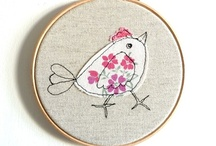 Embroider Sewing Projects / by Meike Osa