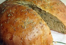 food - bread+butter / best pairing. ever. / by Cindy Laxton {Happy Thoughts & Things}