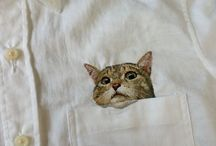 Embroidery / Ideas for embroidery projects / by Alison Dowe