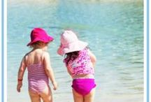 Summer Sunny Fun / Summer activities, things to do in the warm weather, summer themed learning units.