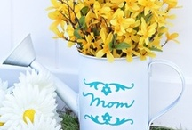 Mother's Day / Gift ideas for Mother's Day