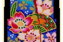 Cross stitch / by Alison Dowe