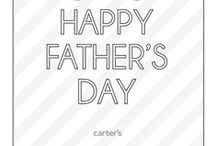 Father's Day / by Carter's Babies and Kids