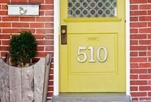 Home: Yard & Curb Appeal  / by Jacqueline Reid