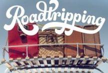 VW bus, the ultimate roadtrip