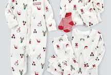 the holiday shop '17 / Baby's first. Dresses. Sweaters. Santa Suits. Jammies!