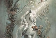 Unicorn / by Michelle Douglass