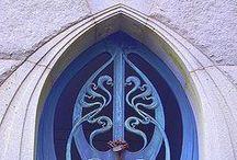 Doors, Windows, Gates, Paths