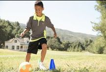 play time / Comfy + cool styles for active kids.