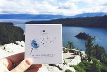Travel Tips | #JetlagTherapy / In the late 90's, TEALEAVES' 13 founders set on a voyage across time zones to spread their gourmet teas across the world. But, what would help them on their quest? This #JetlagTherapy kit fights the effects of jet lag and, like the brand, has been a best kept secret for those in-the-know. Originally crafted for us, perfected for you. Where will you take your #JetlagTherapy?