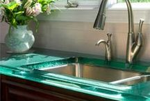 Beautiful Counter-tops / by Custom Design & Construction
