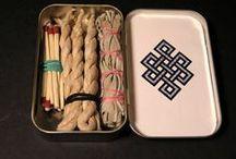 Altoids Tin and Match Boxes / by Anaspaceship ૐ~*~ૐ