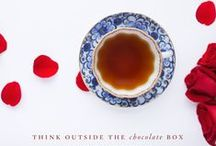 Tea | Valentine's Day / Think outside the (chocolate) box this year - pair finger-food with tea, prepare tea desserts, and try some tea cocktails.