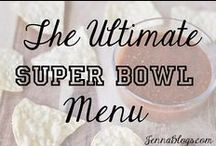 SUPER BOWL PARTY A MUST!! / by Cat McCullum