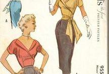 50's Fashion Illustrations / by Jayne KauzLoric