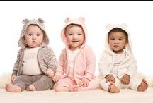 Little Layette 2015 / Count on carter's for everything you need to keep your baby clothed in comfort (and swaddled in style!) / by Carter's Babies and Kids