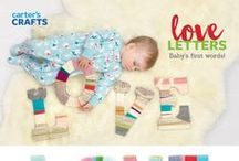 Carter's Crafts / by Carter's Babies and Kids
