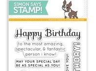 Simon Says Stamp Love / Amazing and wonderful goodness