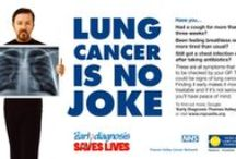 Lung Cancer Awareness / by Melissa Tanner